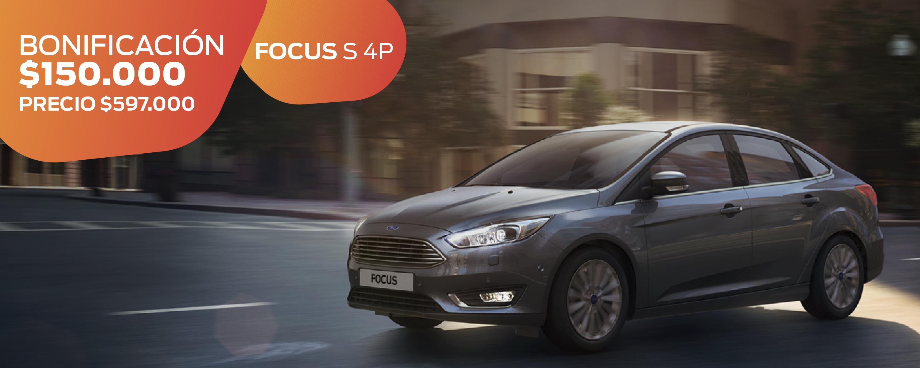 Focus S 4P