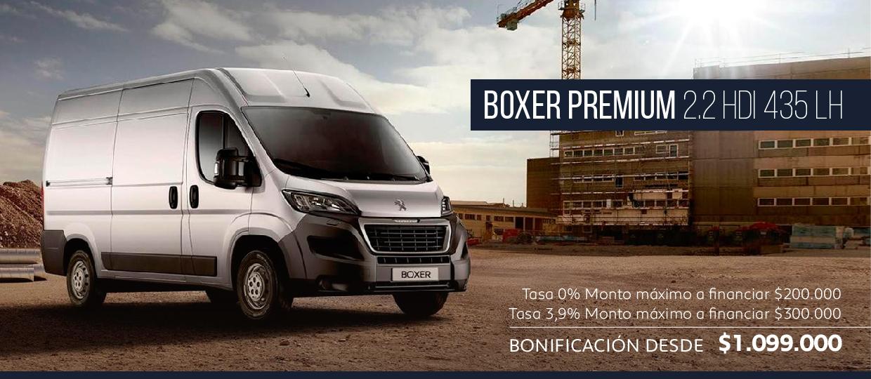 Peugeot Boxer Premium