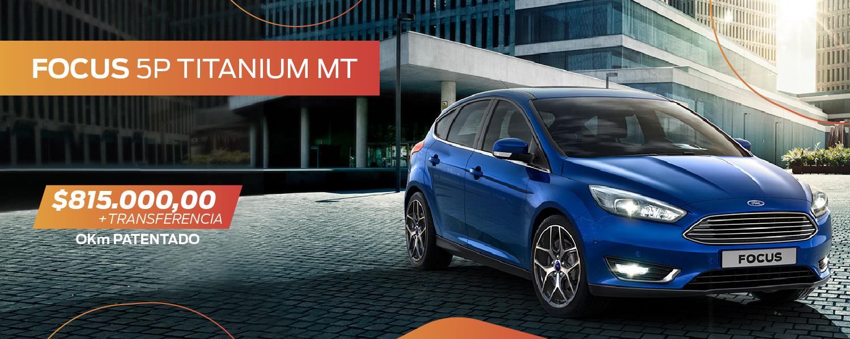 Focus 5P Titanium MT