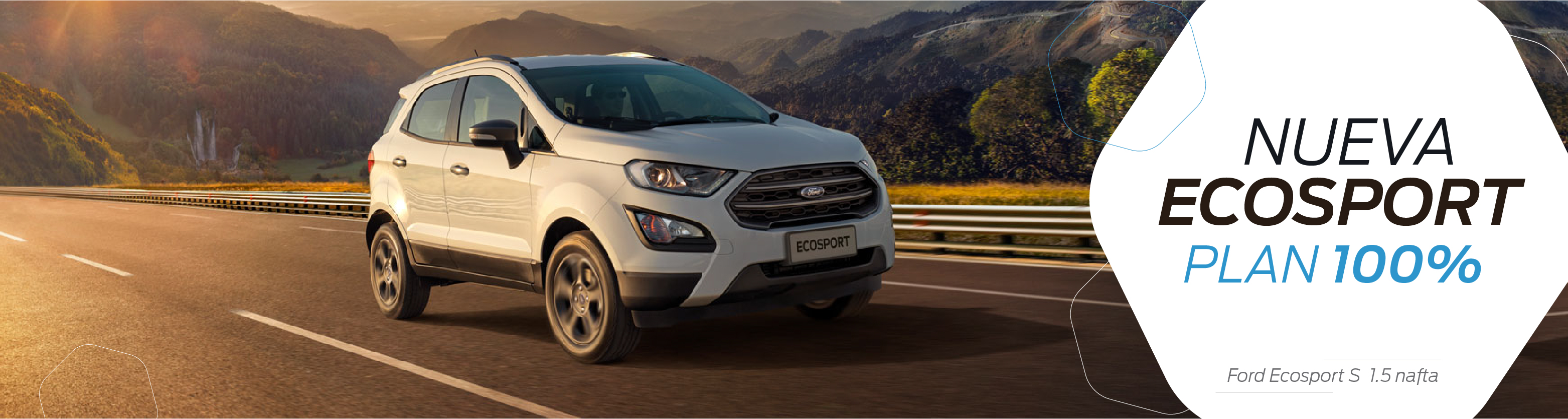 Plan Ovalo Ford