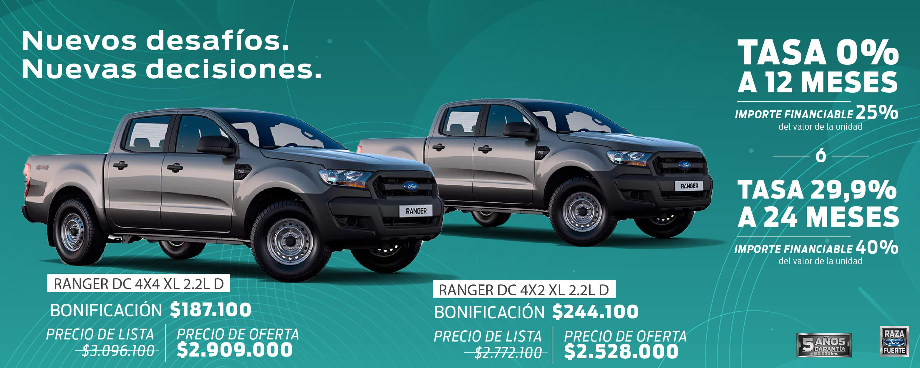Ranger XL  Guspamar