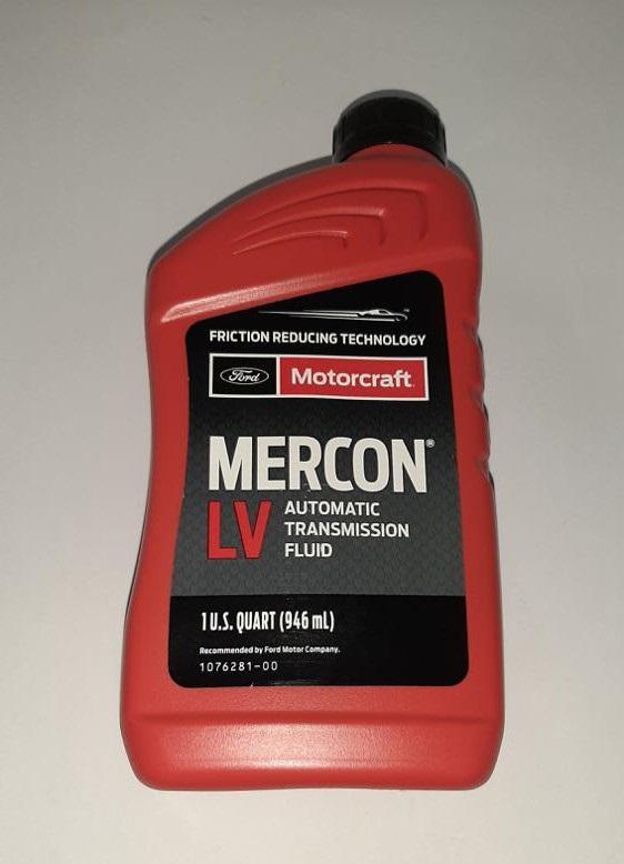 ACEITE CAJA AUT. MERCON LV 1L